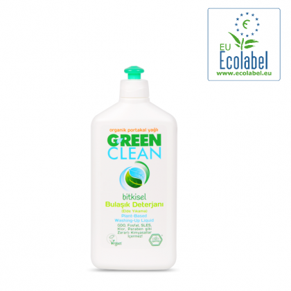U Green Clean Bulaşık Deterjanı